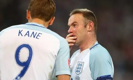 Kane will break my England goal record says Rooney