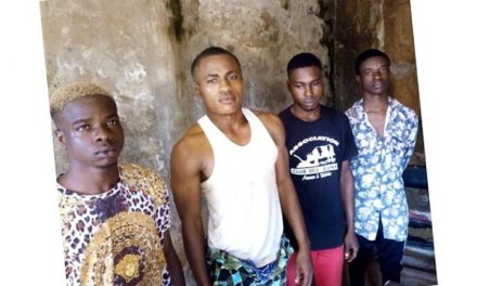 Police parade four armed rapists in Anambra