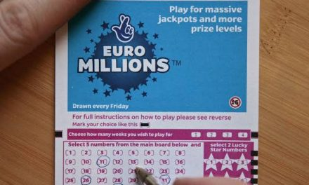 Lottery winner completes purchase of football club