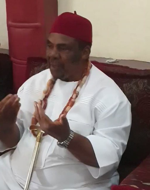 Homosexuality is caused by Ogbanje – Pete Edochie