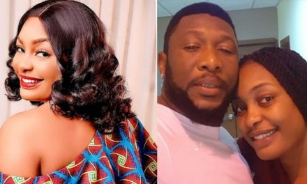 Actor Tchidi Chikere showers praises on wife, Nuella Chikere as she turns a new age