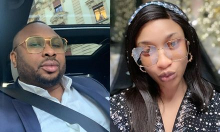 Olakunle Churchill shades Tonto Dikeh for calling him a '40 seconds man'in bed