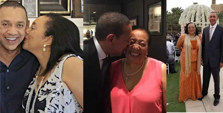 Ben Murray-Bruce shares heartfelt message as he loses wife, Evelyn to Cancer