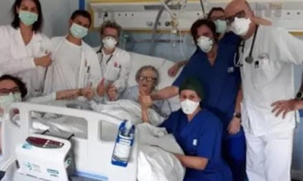 95-year-old grandmother becomes the oldest woman in Italy to recover from coronavirus