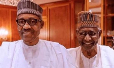 BREAKING: Buhari tests Negative for coronavirus after his COS tested positive
