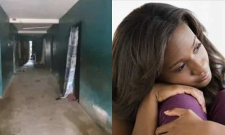 I love him, but he stays in 1-room apartment – Nigerian lady cries out