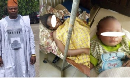Married man impregnates 15-year-old house help who has now given birth via CS
