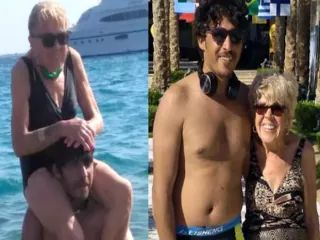 """""""I couldn't walk the next day"""" – British woman, 80, talks about her first sexual encounter with her 35-year-old Egyptian toyboy."""