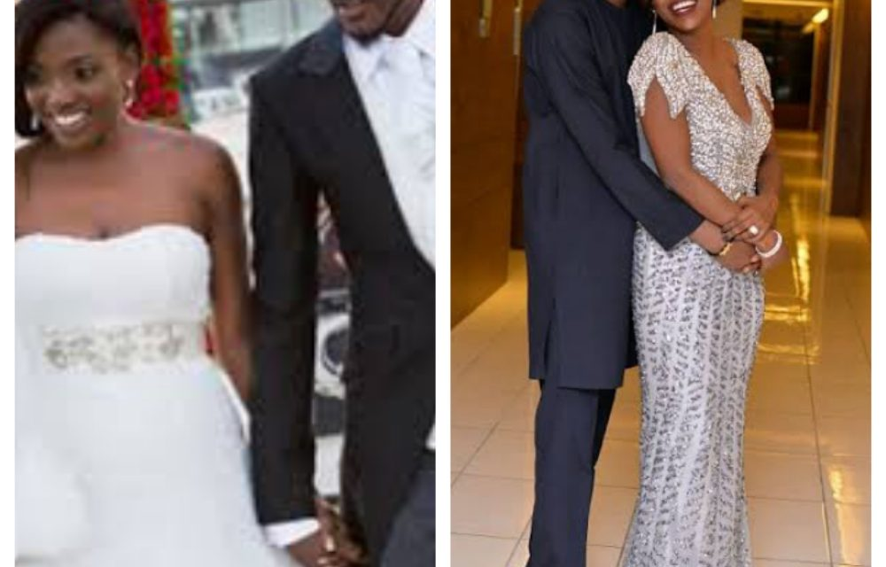 Annie and 2face Idibia celebrate 7th wedding anniversary with adorable dance video