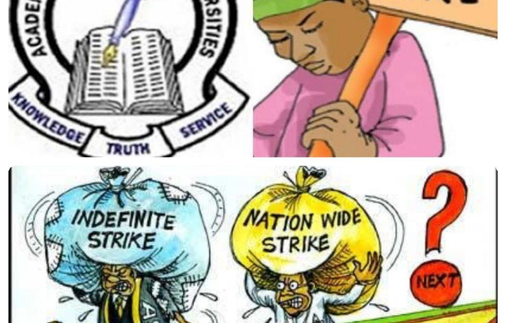 ASUU commences indefinite strike