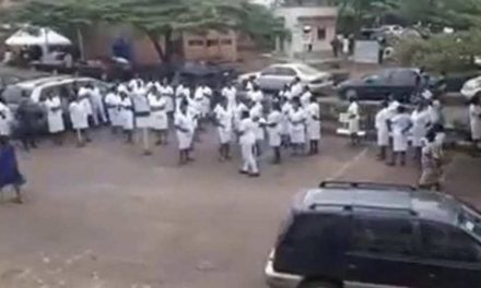 Nurses protest over lack of medical equipment in Enugu state