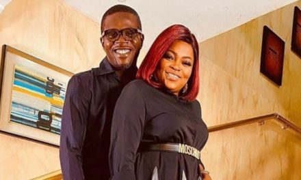 Funke Akindele Bello finally apologizes for throwing a house party amid lock down order