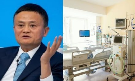 Chinese billionaire, Jack Ma donates 500 ventilators to Nigeria and other African countries