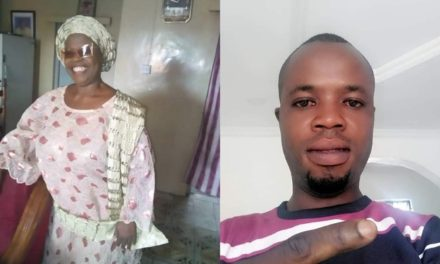 Painter kills 69-yr-old evangelist after seeing over 2 million Naira in her account