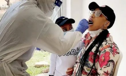 Tonto Dikeh gets tested for coronavirus