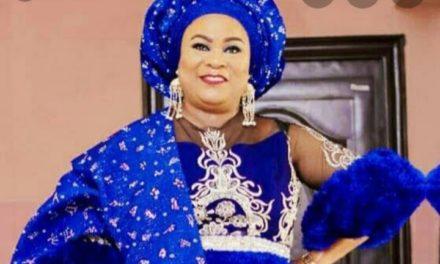 Coronavirus has not come to play – Actress, Sola Sobowale