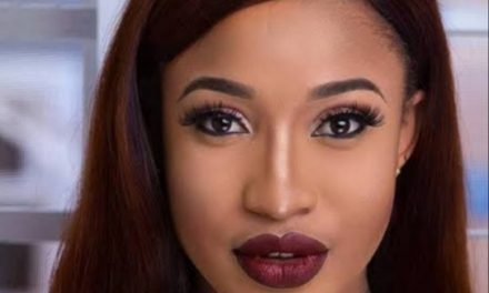 Tonto Dikeh narrates how she was almost stabbed by a man during her giveaway