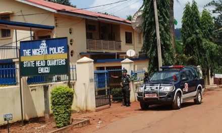 Man, his pregnant wife and their three daughters found dead inside their apartment in Enugu.