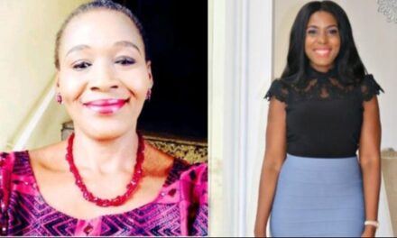 """""""Linda Ikeji doesn't have it all, her son has an identity crisis, lied about a surrogate pregnancy, her wealth doesn't exist"""".  – Kemi Olunloyo"""