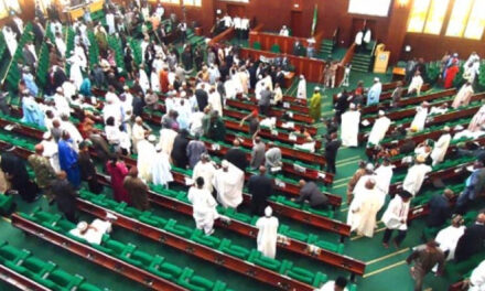 House of Representatives building shut down to be disinfected