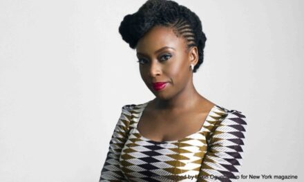 I once had a crush on Michael Essien ~ Says Chimamanda Adichie