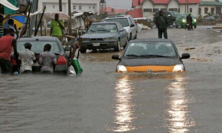 Four-Year-Old Girl Missing After Heavy Downpour In Lagos