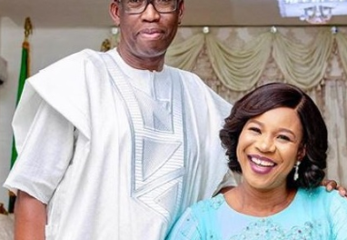 Governor of Delta state, Ifeanyi Okowa and wife test positive for COVID-19