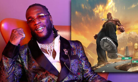 Burna Boy releases the much anticipated Twice As Tall album
