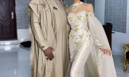 Photos & Videos From Billionaire Daughter, Adama Indimi & Husband's Welcome Party In Kogi