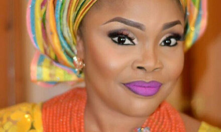 There is a thin line between life and death – Actress, Lola Alao reveals she tested positive for Coronavirus