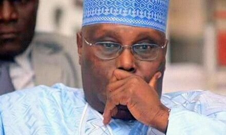 Nigerians Roast Atiku For Congratulating Arsenal, Ignoring Death Sentence On Kano Musician