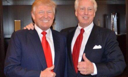Trump Dies of Undisclosed Illness