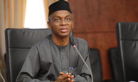 El-Rufai Accuses Religious Leaders Of Being Those Responsible For Southern Kaduna Crisis