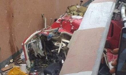 Crash: AIB Finds Helicopter Blackbox, Reveals Where It Flew In From