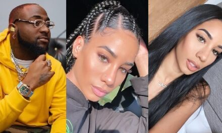 Reaction as Davido follows mystery lady on Instagram, weeks after unfollowing everyone