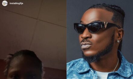"""""""Your Face Clear!"""" – Peruzzi reacts after an instablog handler was revealed"""