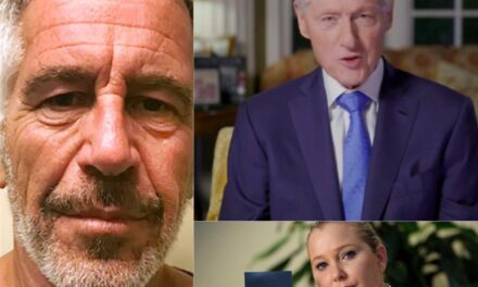 Bill Clinton spent time on 'paedophile Island relentlessly flirting with two women before vanishing with them both' –  Jeffrey Epstein's accuser claims