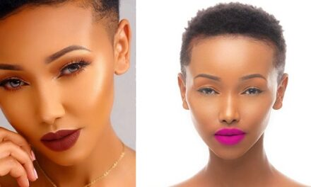 """""""I can't dump a man for cheating..but if he's stingy, i'm done"""" – Kenyan Socialite, Huddah Monroe."""