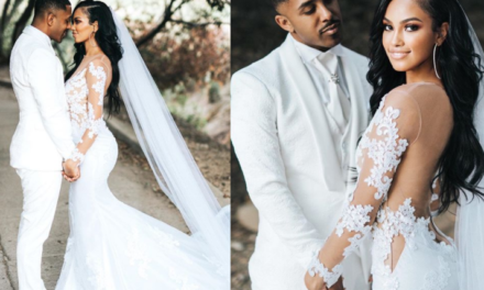 Fans react as singer Marques Houston, 39, marries 19-year-old girl