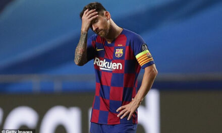 Barcelona says Lionel Messi contract at the club is still valid and any interested clubs must pay his €700m release clause
