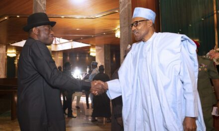 Mali: Jonathan And Buhari Meet In Abuja