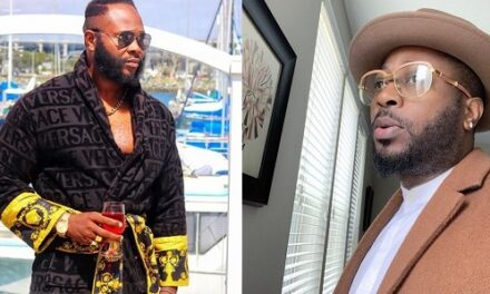Tunde Ednut drags Joro Olumofin for filing lawsuit against him