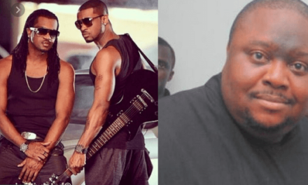 The ex-manager of P-Square, Howie-T, has died of stroke