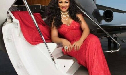 I infected my children with COVID-19 — Omotola Jalade-Ekeinde