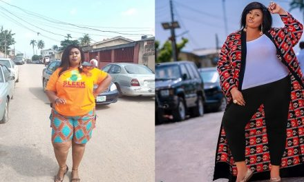 After I lost a plus-size friend, I forced myself to work on my weight — Actress Ifeoma Okeke