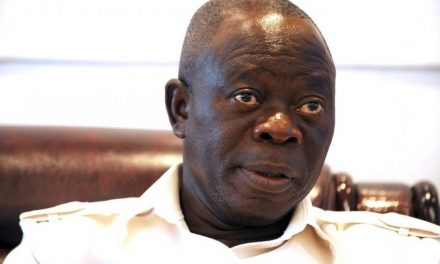 Third Day After, Oshiomhole Still Silent