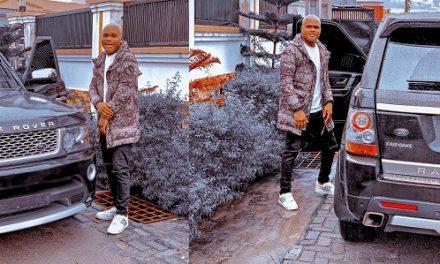 Comedian Oluwadolarz Acquires New Range Rover