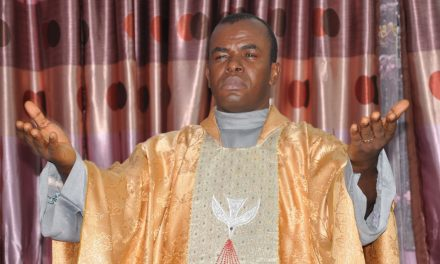 Father Mbaka talks about a female #BBNaija housemate (Erica)