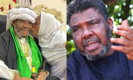 Islamic Movement of Nigeria blasts Pete Edochie for his portrayal of El-Zakzaky in new movie after the actor alleged his life was being threatened