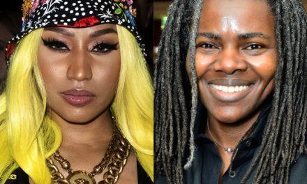 Judge rules in favor of Nicki Minaj in Tracy Chapman copyright dispute